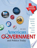 American Government and Politics Today   Texas Edition  2011 2012