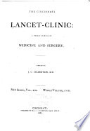 The Cincinnati Lancet clinic