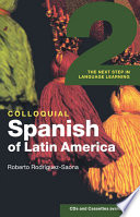 Colloquial Spanish of Latin America 2  eBook And MP3 Pack