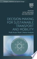 illustration du livre Decision-Making for Sustainable Transport and Mobility