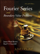 Fourier Series And Boundary Value Problems book