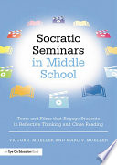Socratic Seminars in Middle School