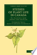 Studies of Plant Life in Canada