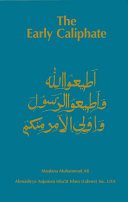 download ebook the early caliphate pdf epub