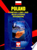 Poland Company Laws and Regulations Handbook