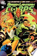 Green Lantern Corps (2010-) #16