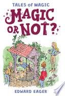 Magic Or Not  book