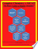 The Complete Chemistry Study Guide and Note Cards and MCAT