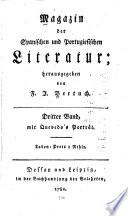 Magazin der Spanischen und Portugiesischen literatur;