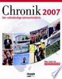 Chronik Jahresrückblick 2007