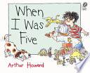 When I Was Five Book PDF