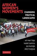 African Women s Movements