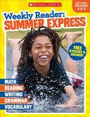 Weekly Reader Summer Express Between Grades 4 5 Workbook