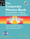 The Corporate Minutes Book
