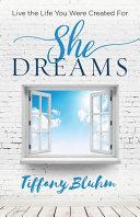 She Dreams Book Cover