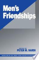Men s Friendships