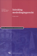 Inleiding Mededingingsrecht