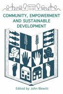 Community  Empowerment and Sustainable Development