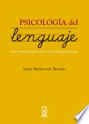 Psicolog A Del Lenguaje