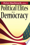 Political Elites in A Democracy