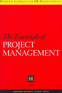 The Essentials Of Project Management : organizational work takes the form of projectslarge and...