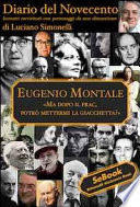 Eugenio Montale  Diario del Novecento