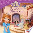 Princesita Sof  a  Piyamada en el Palacio Real
