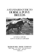 A Standard guide to horse & pony breeds