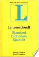 Langenscheidt Diccionario Moderno Ingl  s