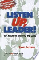 Listen Up Leader
