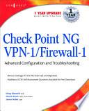 Checkpoint Ng Vpn 1 Firewall 1