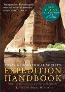 Royal Geographical Society Expedition Handbook