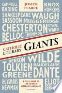 Catholic Literary Giants book