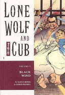 Lone Wolf and Cub  Black wind