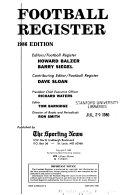 Football Register