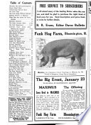 Duroc Bulletin and Live Stock Farmer