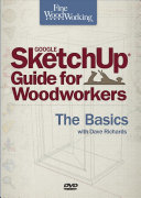 Google Sketchup Guide For Woodworkers