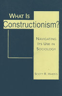 What is Constructionism