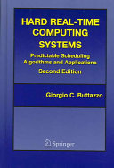 Hard Real Time Computing Systems