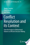 Conflict Resolution And Its Context