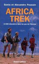illustration Africa trek - Tome 1 - Du Cap au Kilimandjaro