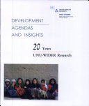 Development Agendas and Insights