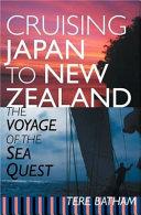 Cruising Japan to New Zealand