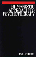 Humanistic approach to psychotherapy Therapy Generally Known As Humanistic Based