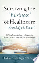 Surviving the    Business    of Healthcare   Knowledge is Power  Book PDF