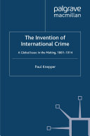 download ebook the invention of international crime pdf epub