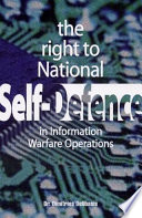 The Right to National Self defense