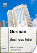 German Business Intro  Ebook   mp3