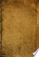 Biblia cum summariorum apparatu... [cum interpretatione nominum Hebraicorum, cum tabula quarta a Gabriele Bruno et cum compendiolo totius Bibliae per rithmos descripto per Franciscum Gotti]