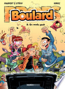 Boulard - Tome 5 - En mode geek